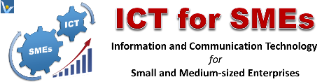 ICT for SMEs - Information and Communication Technology for Small- and Medium-sized Enterprises - Vadim Kotelnikov e-book, training course