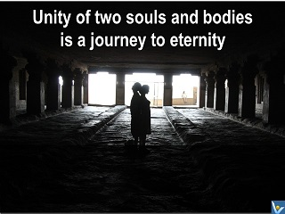 Great Sex quotes, love, unity of souls and bodies is a journey to eternity