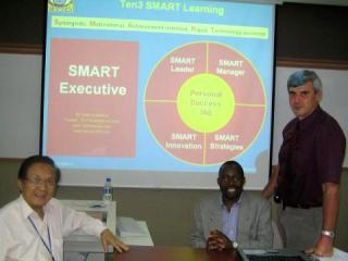 Executive Training, Asia, Pacific, Singapore, Smart Top Manager, Vadim Kotelnikov
