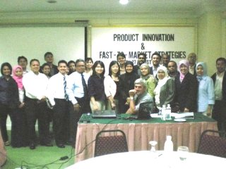 Training, Product Innovation, New Product Development, Malaysia, Asia Pacific Region, Vadim Kotelnikov